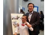 재활원 소녀와의 약속 지킨 김무성 전 대표