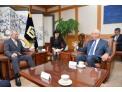 양승태 대법원장, 클라우스 슈바프 세계경제포럼 회장 대담