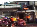 부산동부준법지원센터, 독거노인 집 5톤 쓰레기 수거