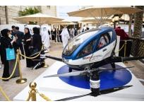 교통지옥 걱정없는 드론택시, 두바이에서 상용화
