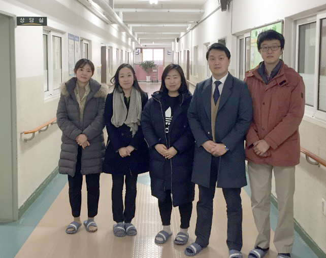 한국법조인협회 공익인권센터 변호사들