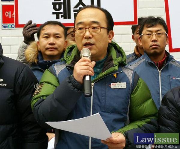 김창호 법원본부장