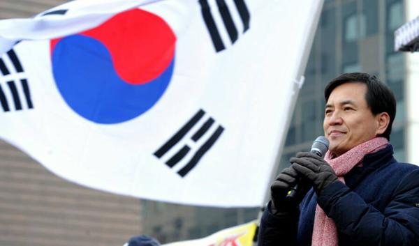 김진태 새누리당 의원(사진=페이스북)
