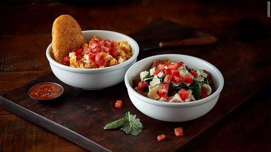 맥도날드 'Breakfast Bowls'